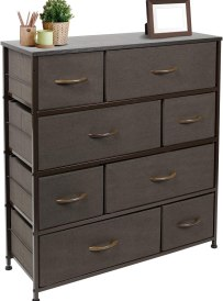 Sorbus Dresser with 8 Drawers