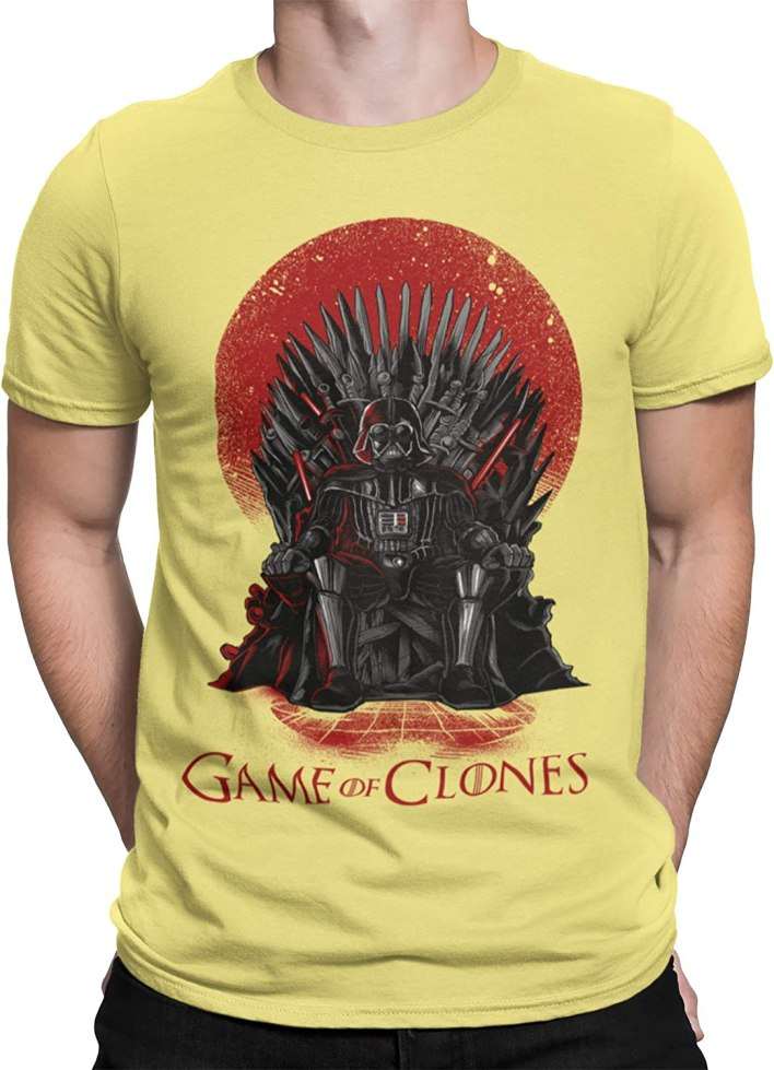 Camisetas La Colmena, 035 - Game of Thrones - Game of Clones