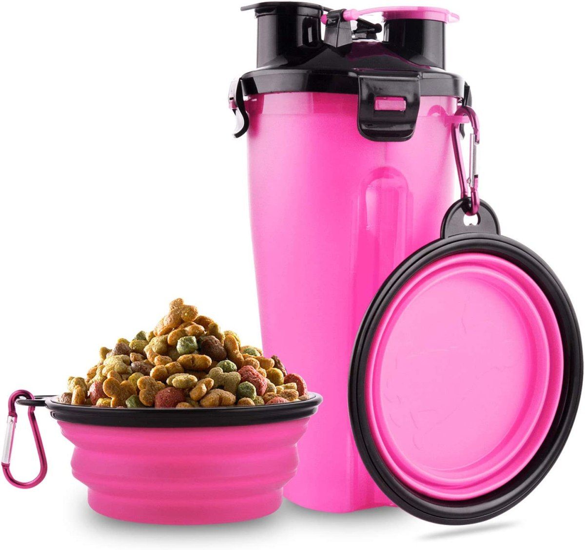 Botella de Agua para Perros Portatil Envase