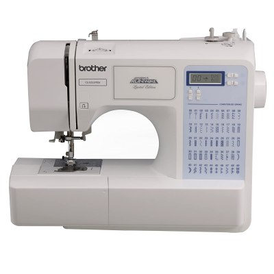 Sew Very Happy Brother Project Runway Vs Brother CS40i Modern Gorgeous Sewing Machine Brother Cs6000i