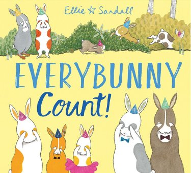 Everybunny Count!: 9781444933840: Amazon.com: Books