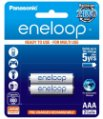 Panasonic eneloop BK-4MCCE/2BN Rechargeable Battery - Pack of 2