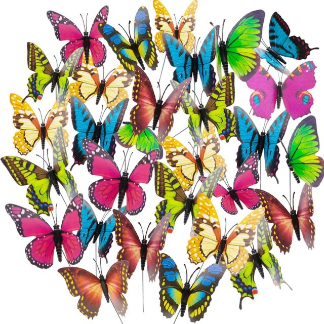 Garden Butterfly Ornaments Decorations