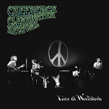 Resultado de imagen de Creedence Clearwater Revival - Live at Woodstock