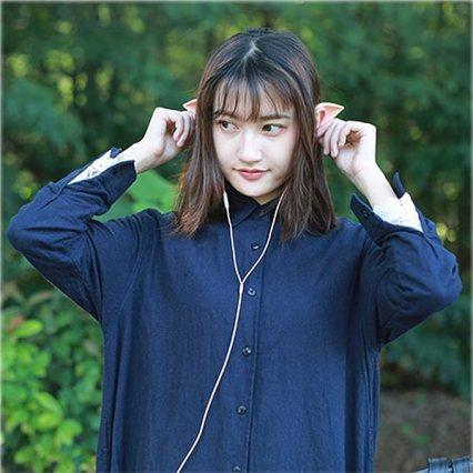 Bizarre Weird Crazy Stuff They Sell On Amazon Elf Ear headphones