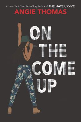 Angie Thomas: On the come up