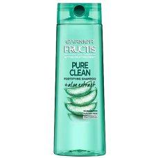 Garnier Fructis Pure Clean Shampoo, 12.5 fl. oz.