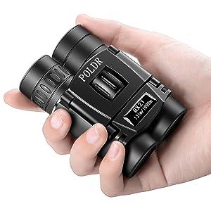 Poldr 8x21 Small Compact Binocular