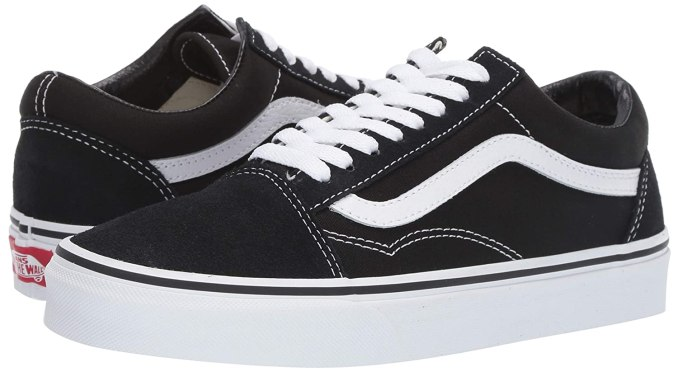 Amazon.com | Vans Unisex Old Skool Skate Shoe (36 M EU / 6 B(M) US ...