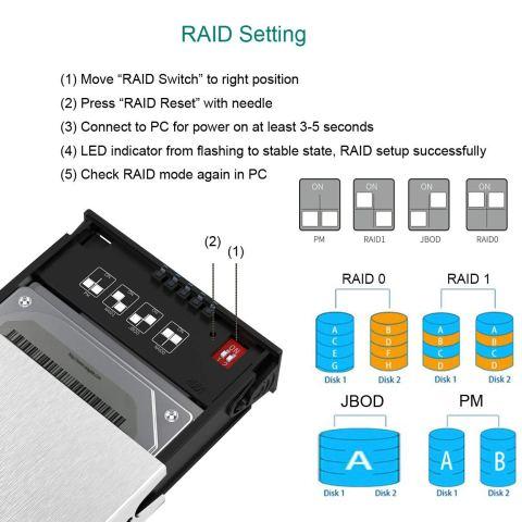ドライブケースおすすめ26選【SSD/HDDをUSBに 2.5インチ/3.5インチ/M.2】