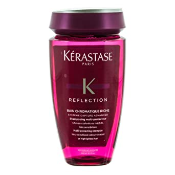 Resultado de imagen de Kerastase Reflection Bain Chromatique Champú sin sulfatos