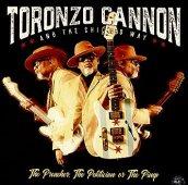 "Resultado de imagen de Toronzo Cannon - The Preacher, The Politician or the Pimp"""