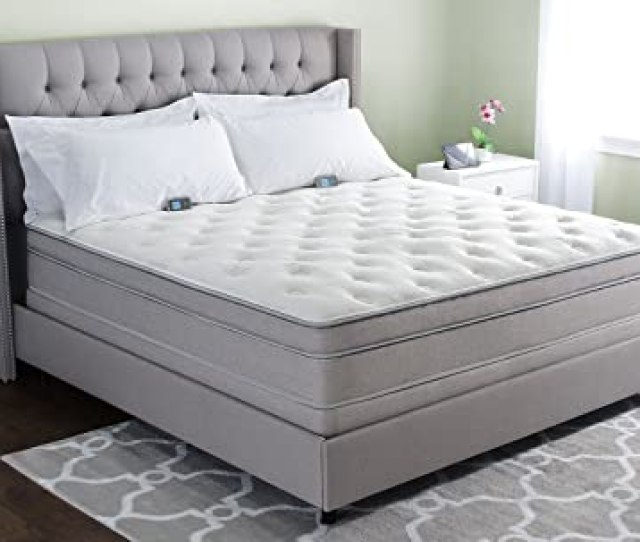 13 Personal Comfort A8 Bed Vs Sleep Number I8 Bed King Mattress