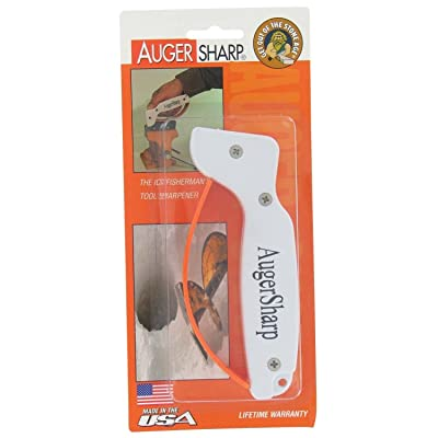 How To Sharpen Ice Auger Blades With Best Sharpeners