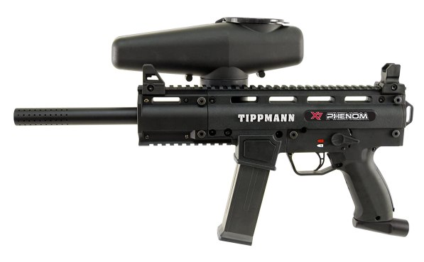 Tippmann X7 Phenom Paintball Gun Review