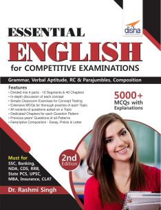 Essential English for Competitive Examinations | WeJobStation