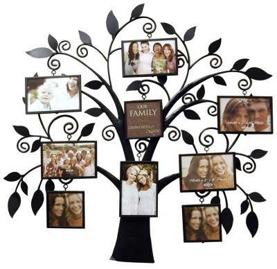 Image result for family photo frames
