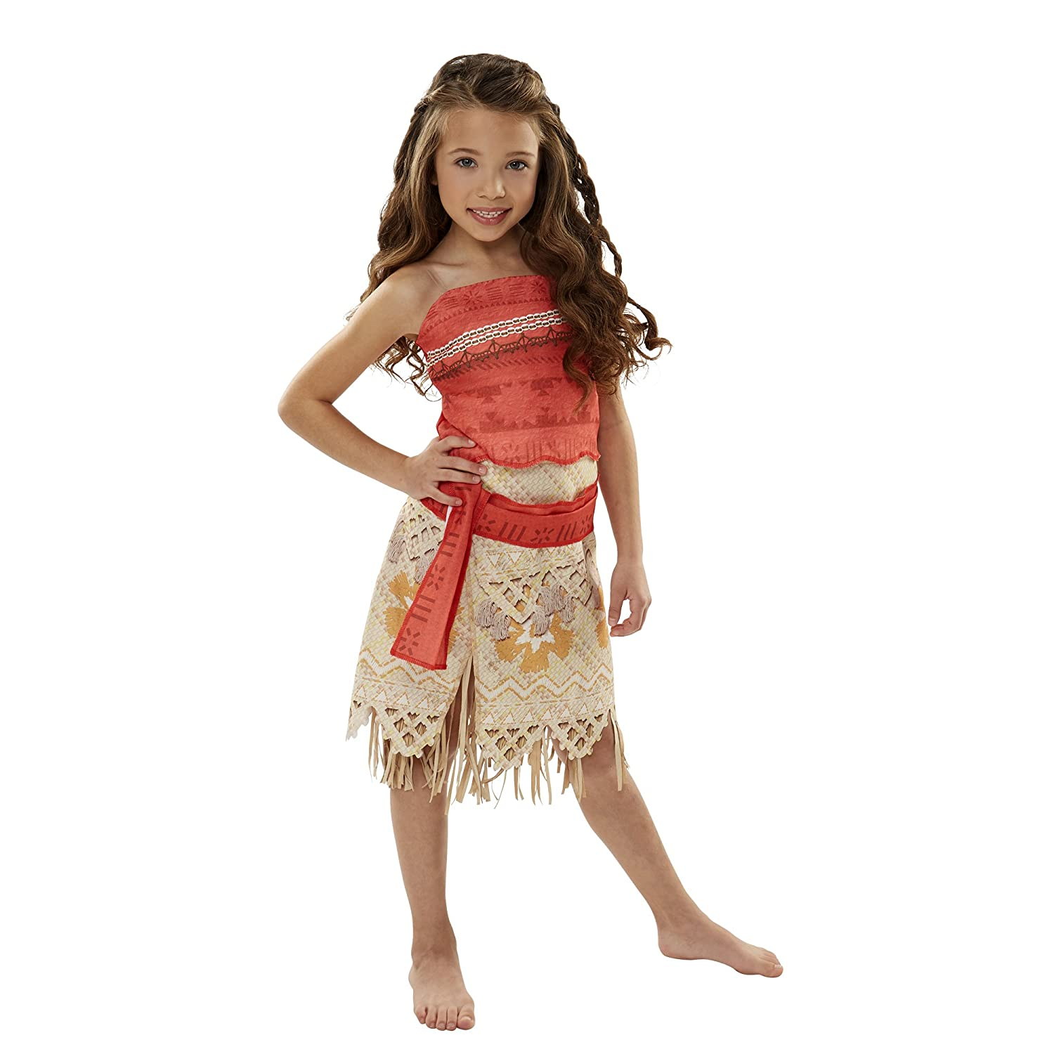 Disney Moana Girls Adventure Outfit