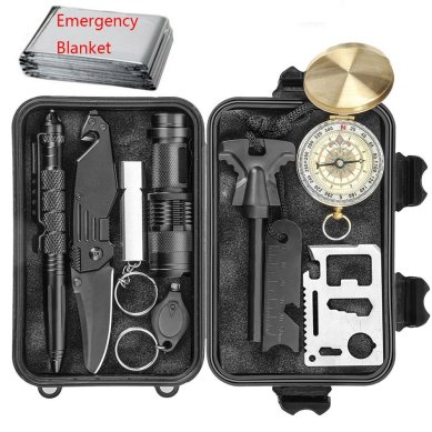 Eiliks Emergency Survival Kit latest gadget review
