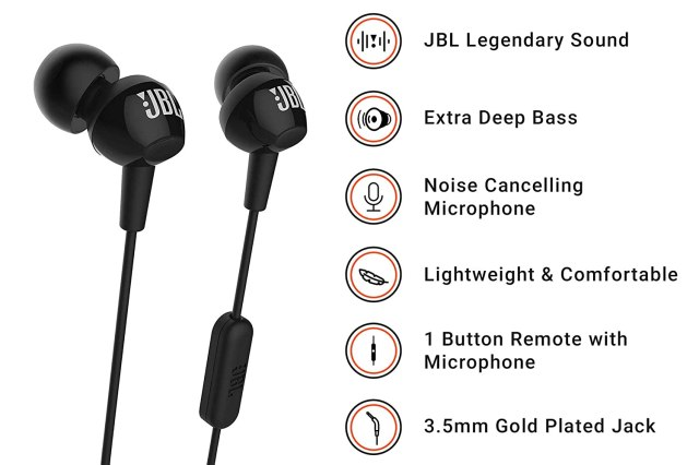 JBL Budget Headphones