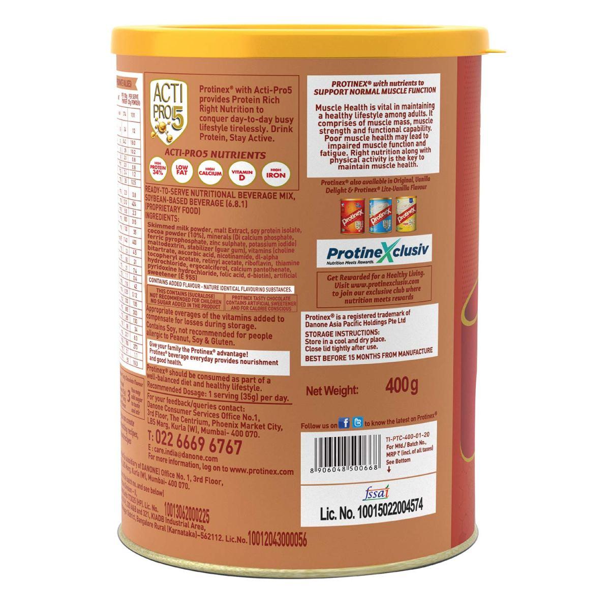 Protinex ingredients