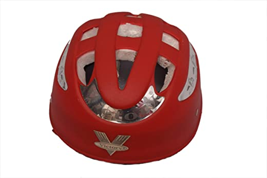 Speed Bird Safety Guard Kids Helmet - for Skating and Cycling - Baby Protection Helmet (Red)