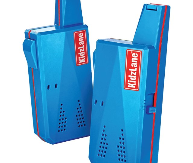 All In All This Walkie Talkie Toy Will Easily Become A Firm Favorite With Your Children