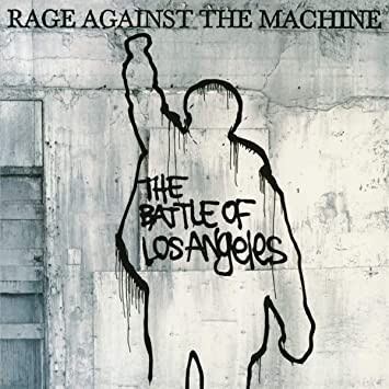 Resultado de imagen de Rage Against the Machine The Battle of Los Angeles