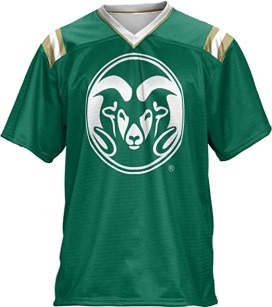 These are the most adorable game day outfits at the Colorado State University!