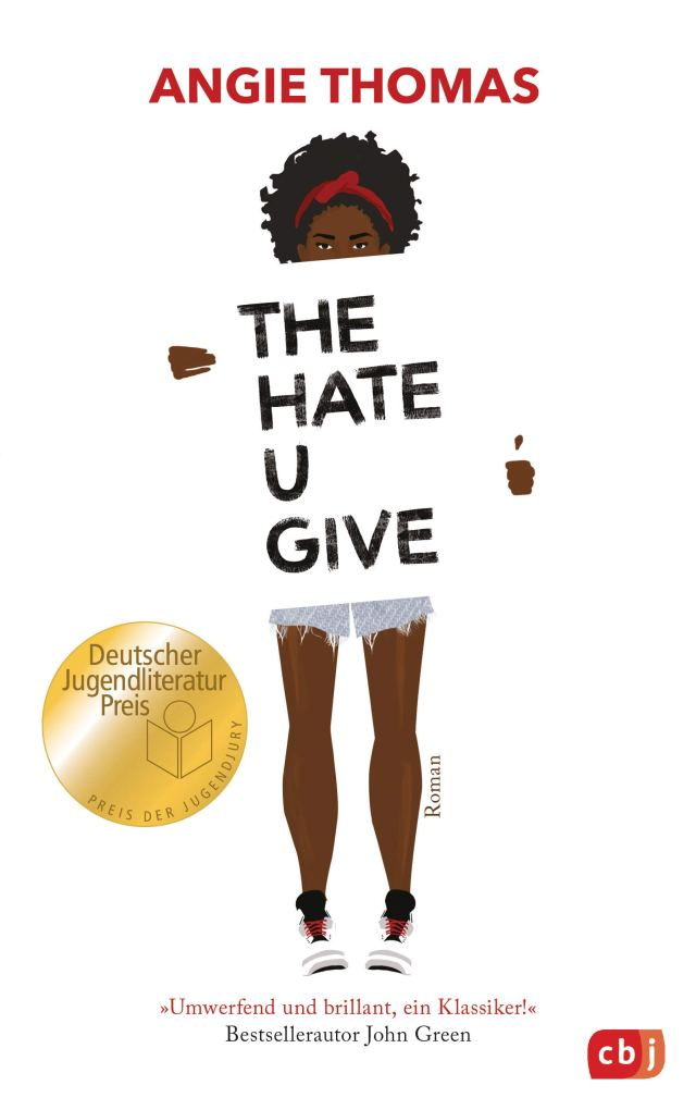 The Hate U Give (German Edition): Thomas Angie: 9783570164822 ...