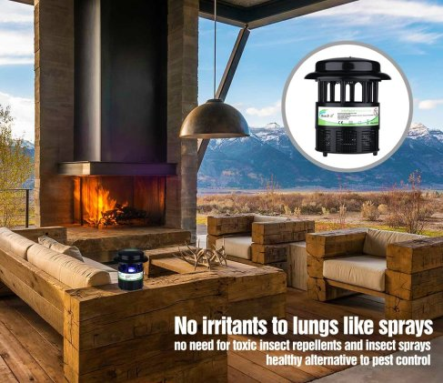 Hausbell Mosquito trap Review