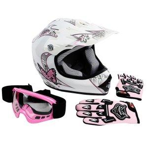 XFMT Youth Kids Motocross Offroad Street Dirt Bike Helmet