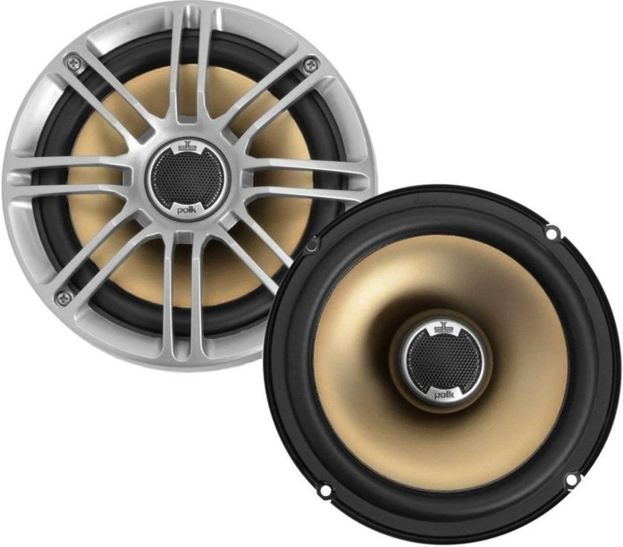Best car speakers for mids and highs