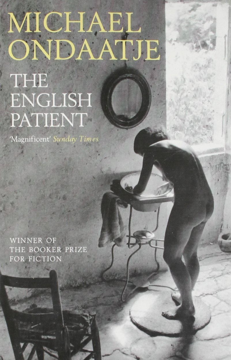 Image result for the english patient book cover
