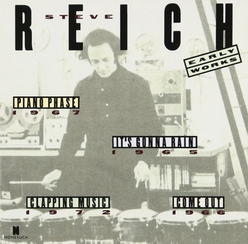 Early Works : Steve Reich: Amazon.fr: Musique