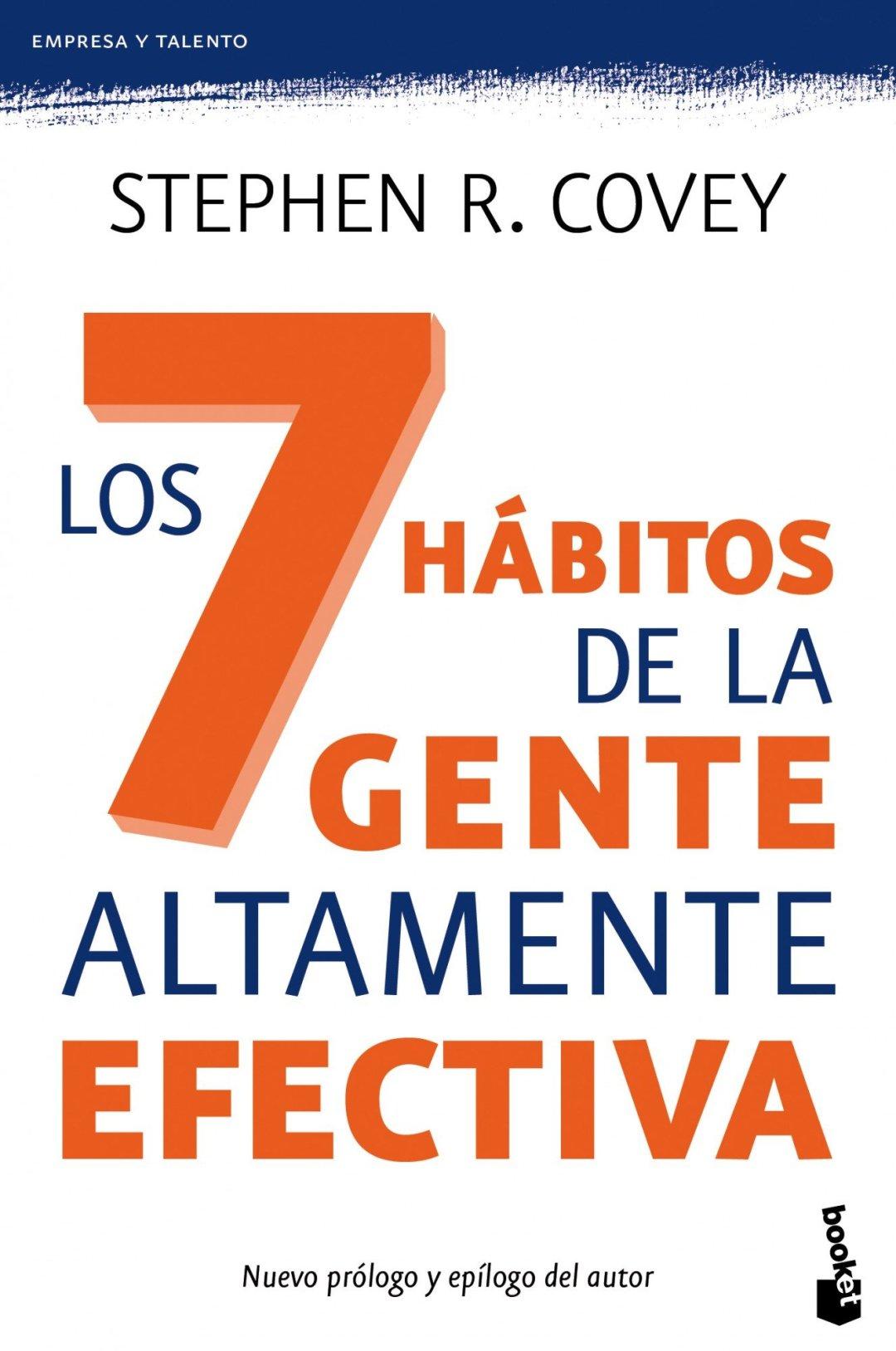 Libro 7 Hábitos de las personas altamente efectivas
