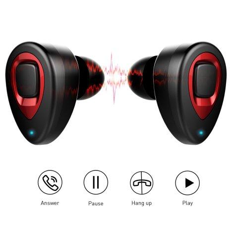 Wireless Earbuds,XIAOWU True review