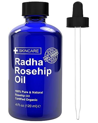 Teddie Organics Rosehip Seed Essential Oil, 1 fl. oz.