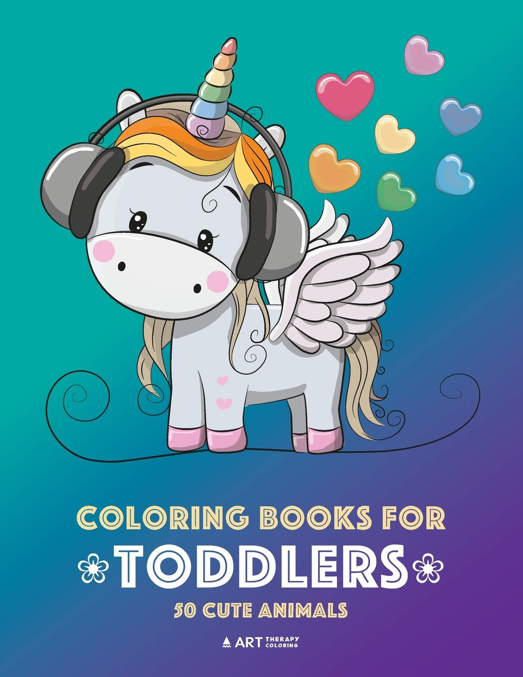 Amazon Com Coloring Books For Toddlers 50 Cute Animals Cute Animal Colouring Book For Girls Or Boys Cute Owl Cat Dog Rabbit Bear Relaxing Magnificent Coloring Pages For All Toddlers Ages 1 4 9781641261586
