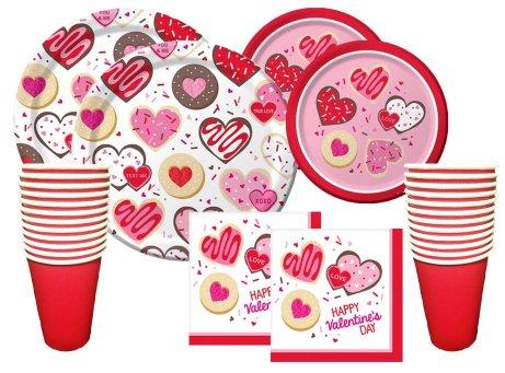 paper bundle, valentine's day ideas