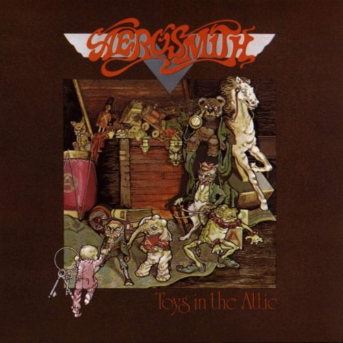 Toys in the Attic: Aerosmith: Amazon.fr: Musique