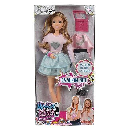 Amazoncom Simba 109273155 Maggie Bianca Friends Bianca
