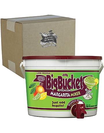 Master of Mixes Margarita Mix, Ready to Use, 96 oz Low-Profile BigBucket, Individually Boxed