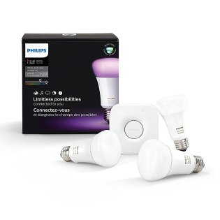 kit demarrage philips hue