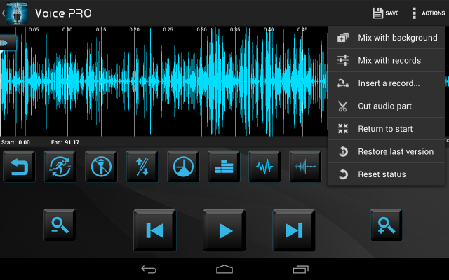 Amazon.com: Voice PRO: Appstore for Android