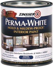 best paint for small bathroom - Zinsser