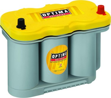 Optima 8037-127 D27F YellowTop