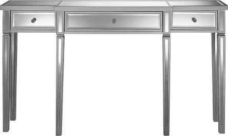 Pulaski Damon Mirrored Console Table