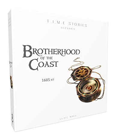 Image result for T.I.M.E. Stories: Brotherhood of the Coast