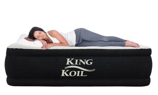 King Koil Queen Air Mattress Black Friday 2019  Deals